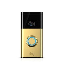 RING Ring Video Doorbell - Polished Brass