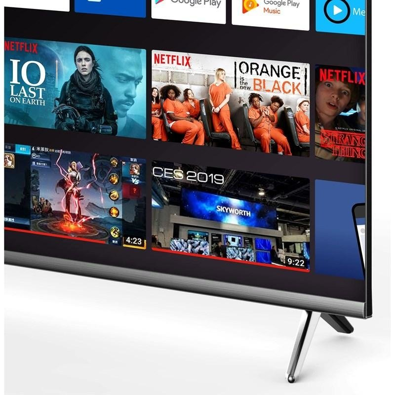 40'' E20 Smart Android HDTV Bezel-less Full Screen Design