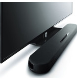Yamaha 120 Watt Sound Bar with Bluetooth, DTS Virtual:X and Dual Built-in Subwoofers