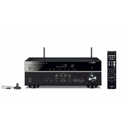 Yamaha RXV485 - 5.1 Home Theatre Receiver 145w/CH MusicCast Wi-Fi Wireless DTS-HD