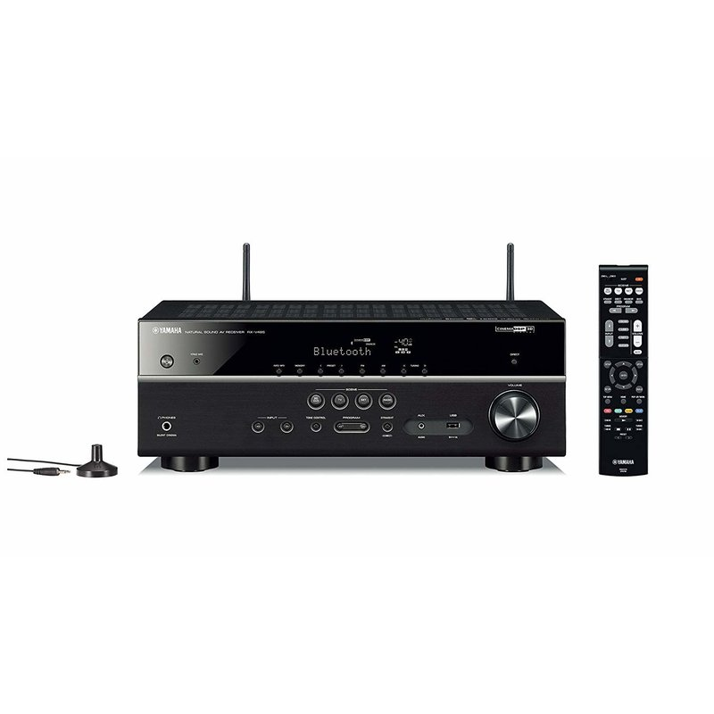 5.1 Home Theatre Receiver 145w/CH MusicCast Wi-Fi Wireless DTS-HD