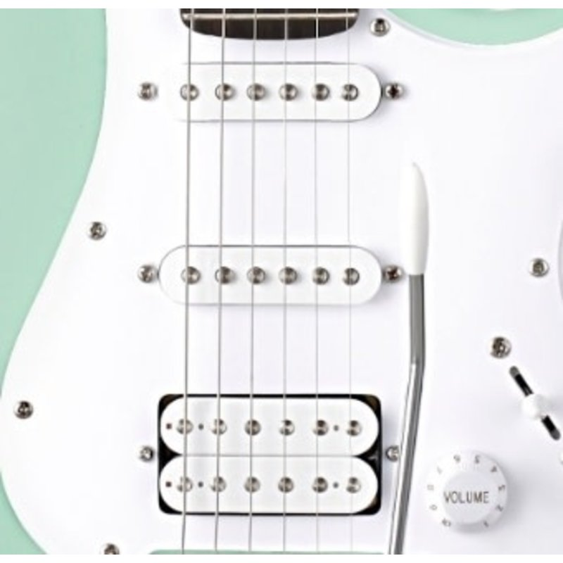 G110 Double Cutaway Strat Style
