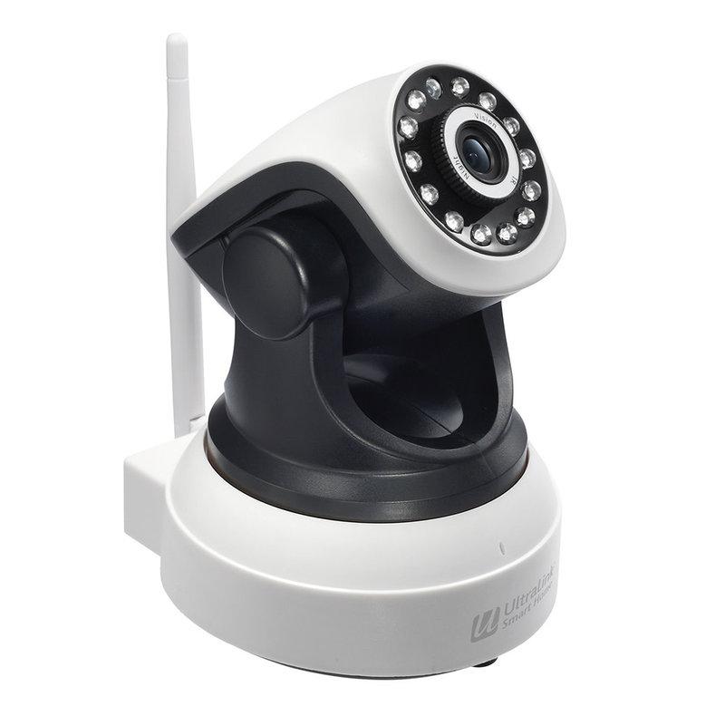 Smart HD Pan & Tilt 360å¡/120å¡ WiFi Camera
