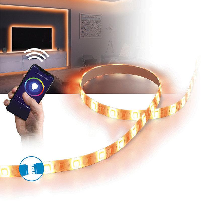 Smart Wi-Fi LED Extension Strip 1M