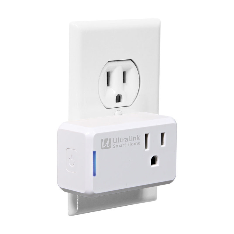 Indoor - Slim Smart WiFi Plug