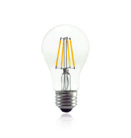 UltraLink Smart Home Smart WiFi Filament Light Bulb LED Warm White (A19 Bulb)