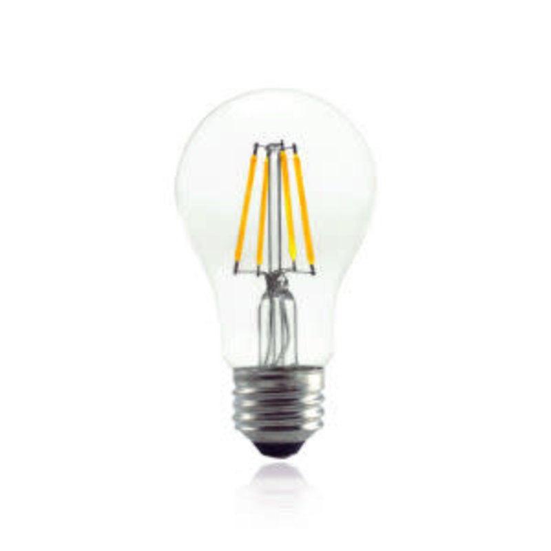 Smart WiFi Filament Light Bulb LED Warm White (A19 Bulb)
