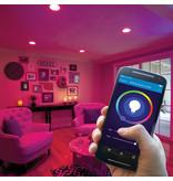 UltraLink Smart Home Smart WiFi RGB+CCT / Light Bulb LED White+Colour (BR30 Bulb)