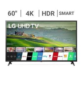 LG 60UM69 - 60'' IPS 4K UHD HDR 60hz, webOS 4.5 SmartTV
