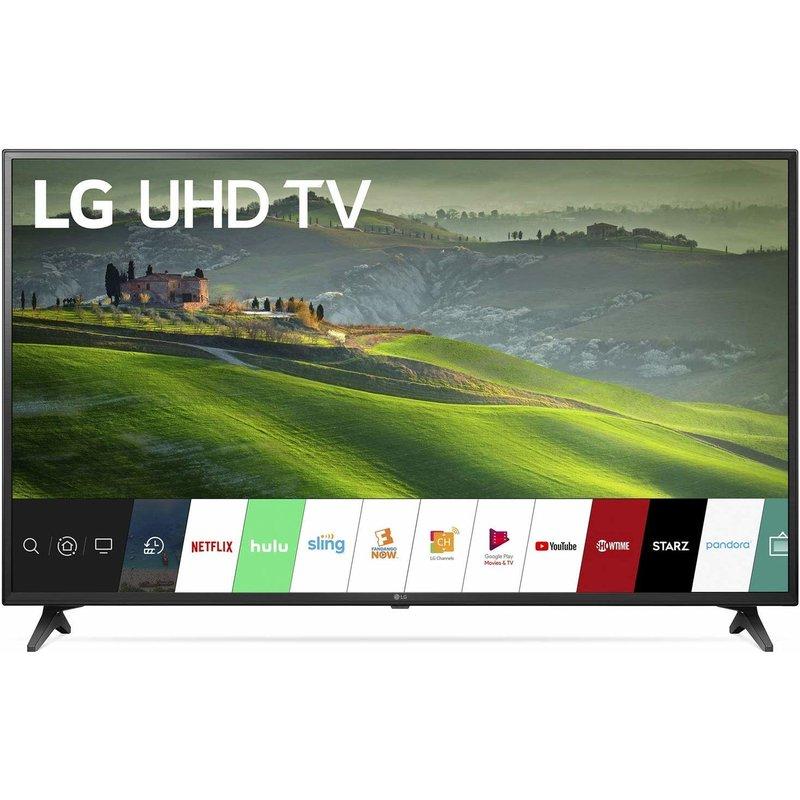 60'' IPS 4K UHD HDR 60hz, webOS 4.5 SmartTV