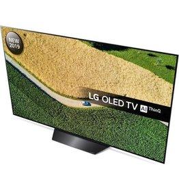 LG OLED65B9 - 4K HDR Ultra HD (3840 x 2160) ThinQ AI, Google Assistant, Alexa
