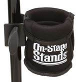 On-Stage Stands OnStage Clamp on Drink Holder