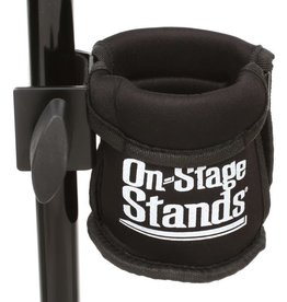 On-Stage Stands Clamp on Drink Holder
