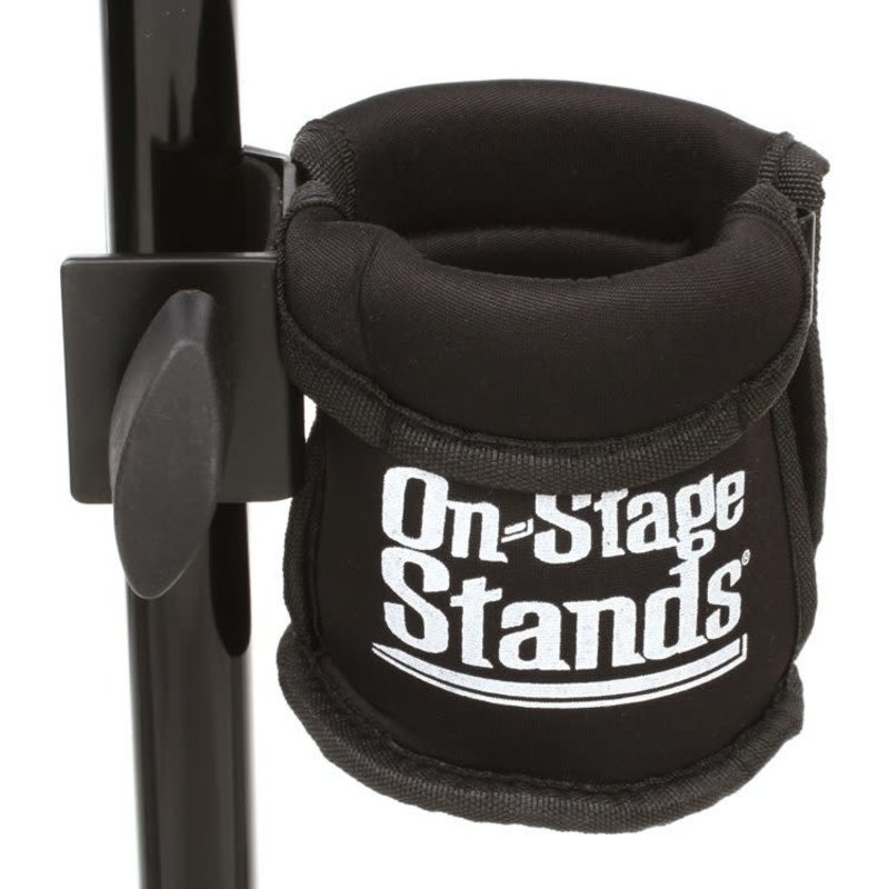 OnStage Clamp on Drink Holder