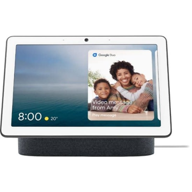 Google Nest Hub Max with Google Assistant
