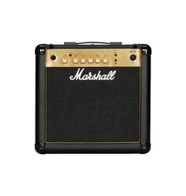 Marshall MG15G - 15w 2-Channel Solid-State Combo Amplifier with  MP3 Input
