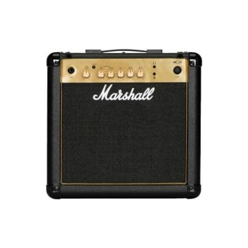 Marshall 15w 2-Channel Solid-State Combo Amplifier with  MP3 Input