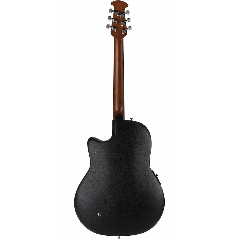 Celebrity Standard Super Shallow Acoustic-Electric Guitar, Quilted Maple