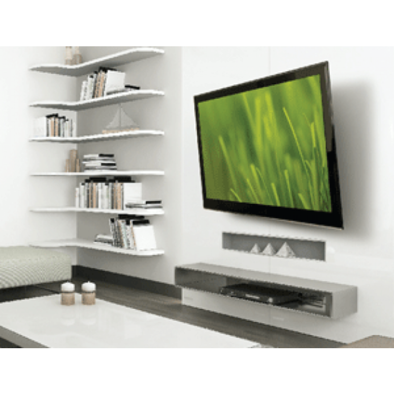 """Secura Full-Motion Wall Mount For 40"""" – 70"""" flat-panel TVs"""