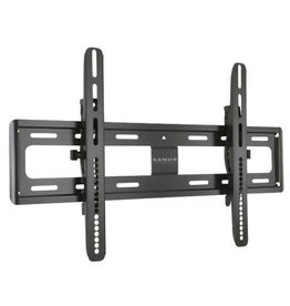 "Sanus VMPL50AB1 - Tilting Wall Mount For 32"" – 85"" flat-panel TVs"