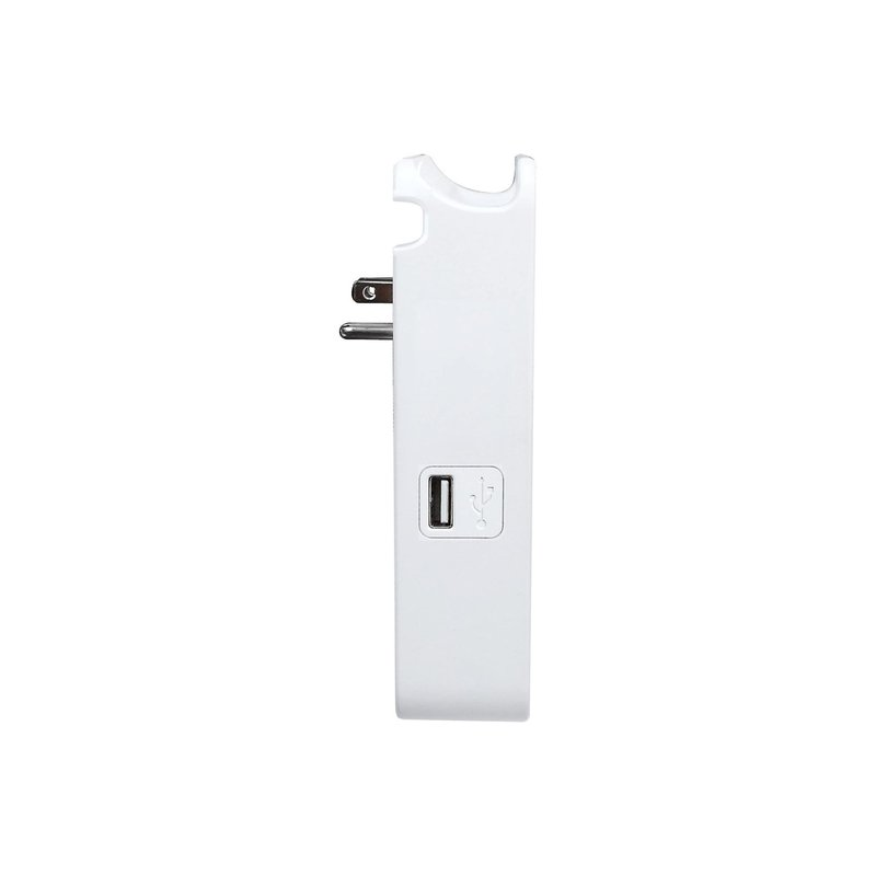P360DOCK Power360 6 outlet w/ 2 USB Surge Protector