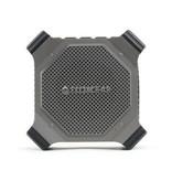 ECOXGEAR Ecoxgear EcoDrift 15 Watt Waterproof Outdoor Bluetooth Speaker with EcoTalk Button - Grey
