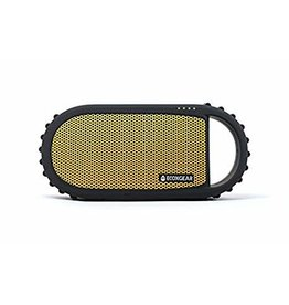 ECOXGEAR EXCBN212 - ECOCARBON Rugged Bluetooth Portable Speaker (Yellow)