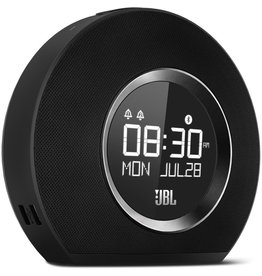 JBL Horizon - Bluetooth Alarm Clock Radio - Black