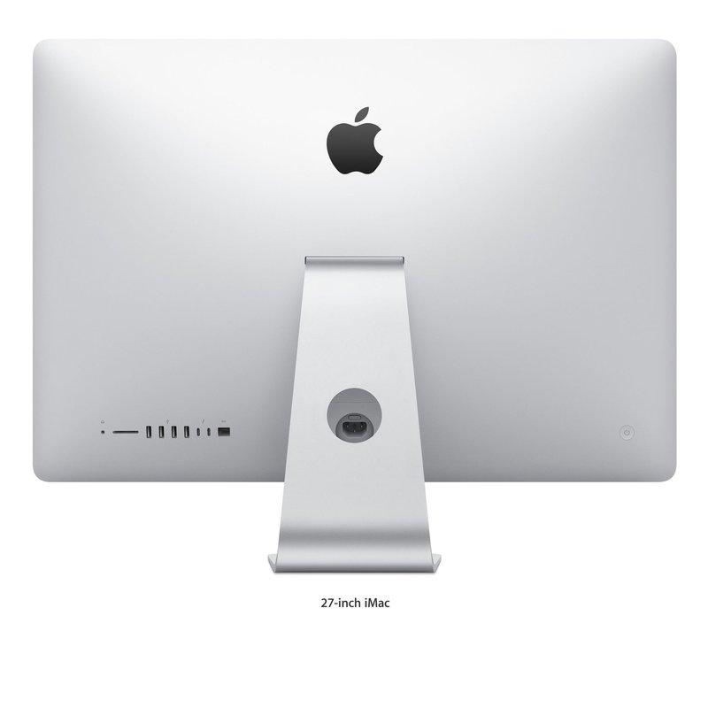 21.5 In. 4K iMac 3.6Ghz 8th gen Quad i3 , 8Gb, 1TB Sata, Wrls Ms & KB