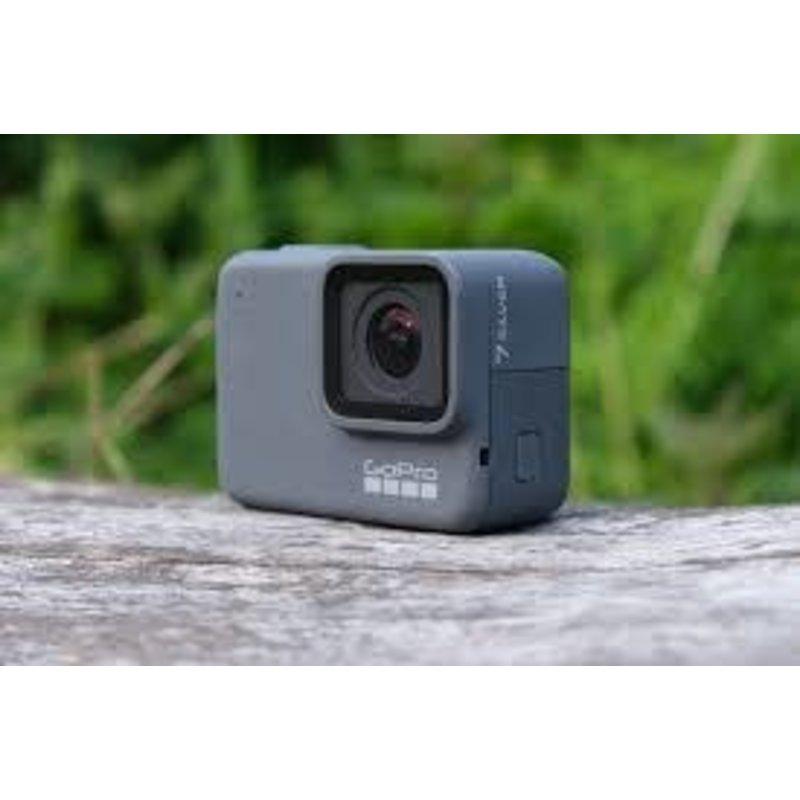 Hero 7 SILVER Waterproof 4K Sports Camera