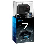 GoPro Gopro Hero 7 Black Waterproof 4K Sports Camera