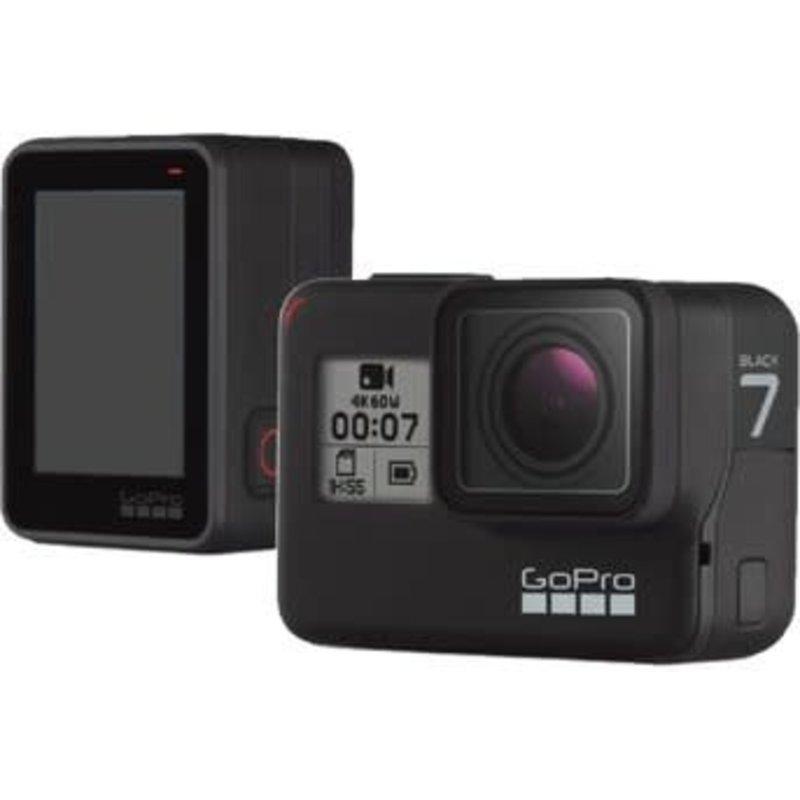Gopro Hero 7 Black Waterproof 4K Sports Camera