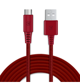 Caseco Caseco Rugged Braided 2M USB C Cable