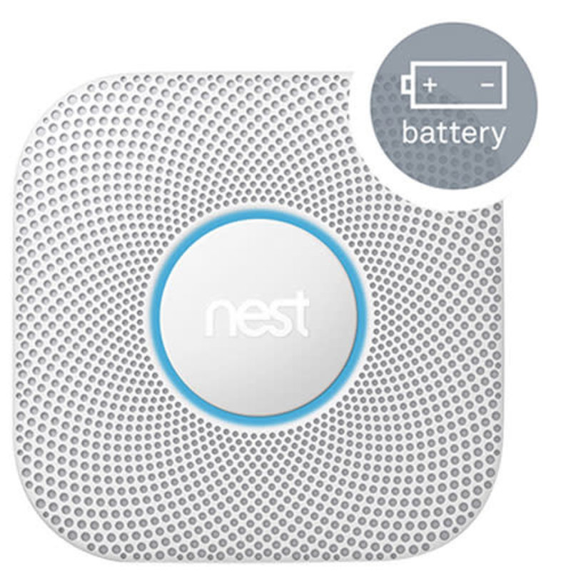 Nest Protect Smoke And Carbon Monoxide (Co) Alarm