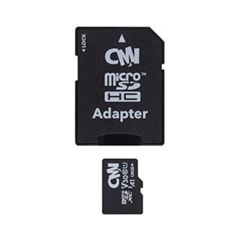CMI U1 Class 10 Micro SDHC Memory Card w/SD Adapter