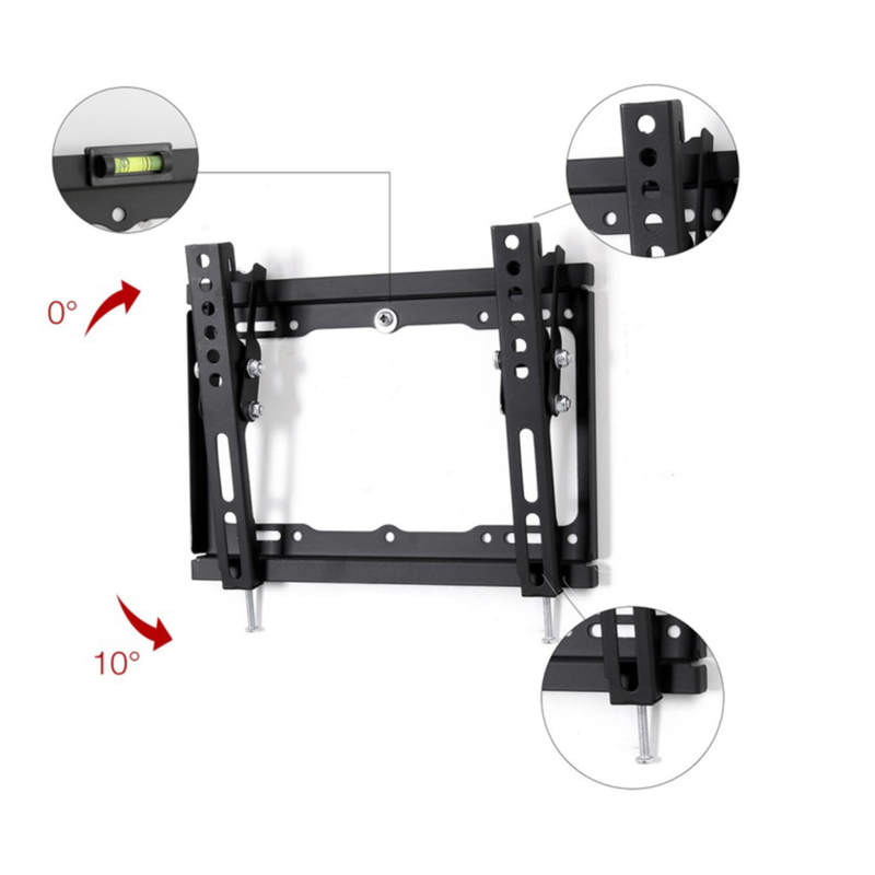 Tilting Mount for 17'' - 42'' TV