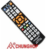 3-in-One IR Learning remote