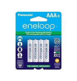 Panasonic ENELOOP PRO AAA 4PK 800MAH RECHARGEABLE