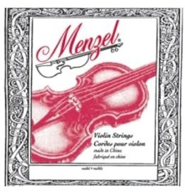 Menzel BVS101F - Violin Strings - Nylon 4/4 Set