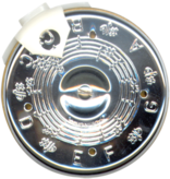 Menzel Chromatic Pitch Pipe- C-C