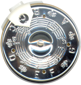 Menzel Chromatic Pitch Pipe - C-C