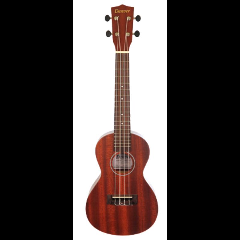 Concert Ukulele Sapele Wood