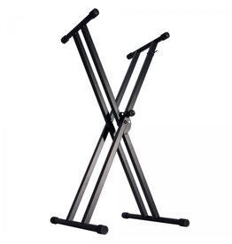 On-Stage Stands KS7171 Double-X Keyboard Stand