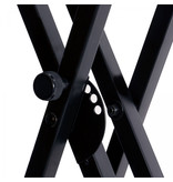 On-Stage Stands Double-X Keyboard Stand