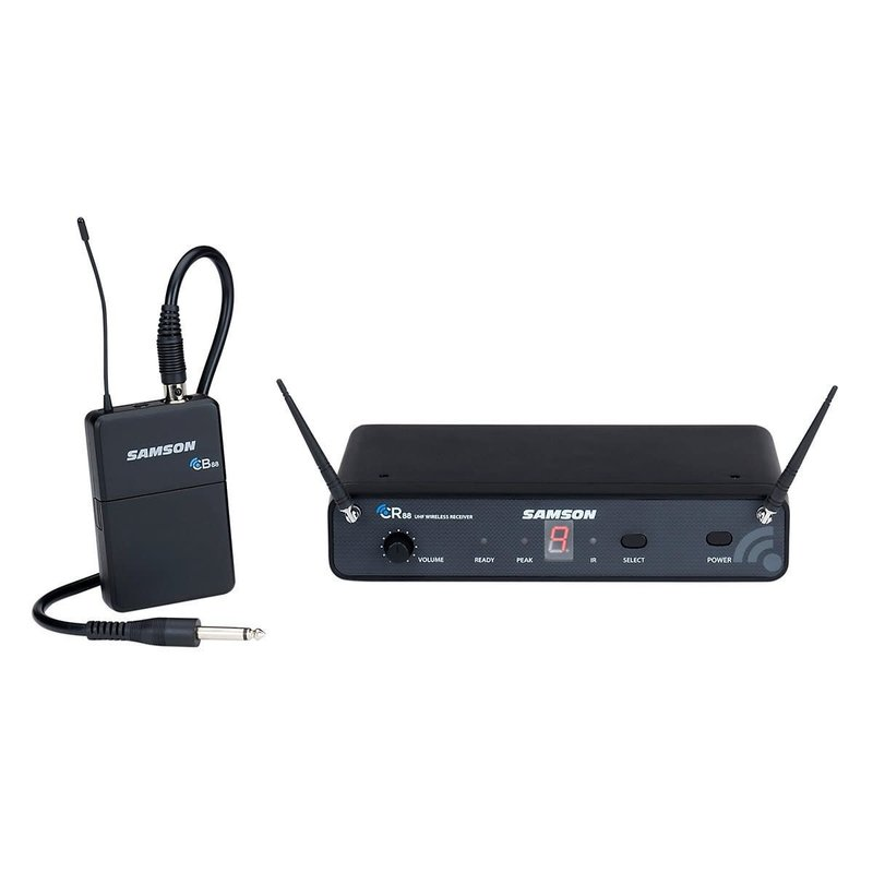 Concert88 UHF Guitar Wireless System
