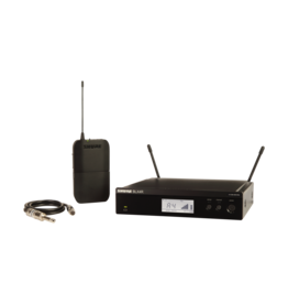 Shure BLX-R Wireless System for Guitarists