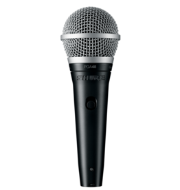 Shure PGA48-QTR Cardioid Dynamic Microphone With XLR-Qtr Cable