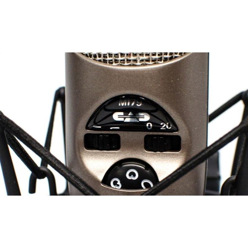 Large Diaphragm Variable Polar Pattern Condenser Microphone