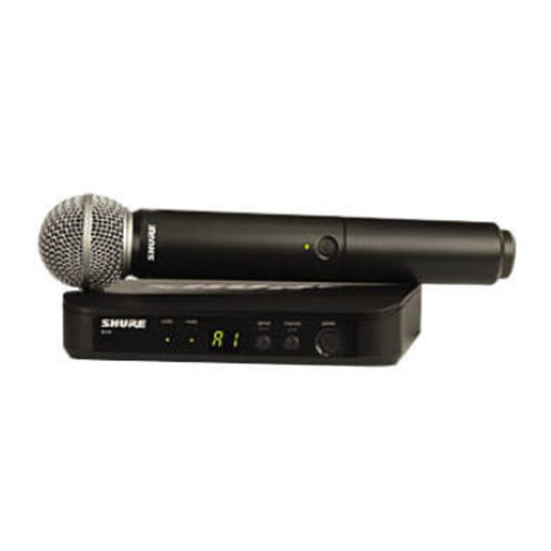 SM58 UHF Handheld Wireless Mic System