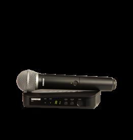 Shure BLX24PG58  Uhf Handheld Wireless Mic System